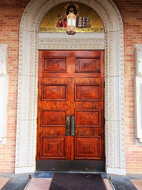 Greek Orthodox Church in Malbis, AL