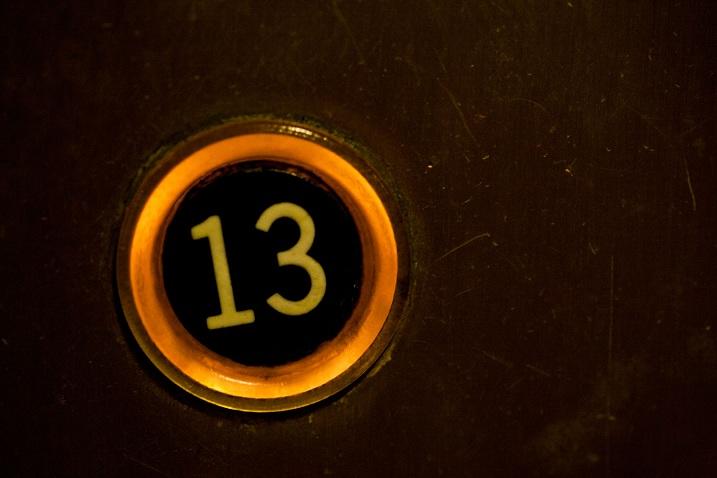 Floor #13